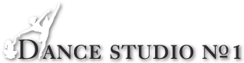 Dance Studio No 1 Logo