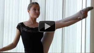 Video of Maya - Ballet Dancer
