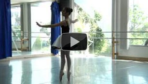 Video of Sarit - Ballet Dancer