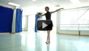 Video of Vanessa - Modern Dancer